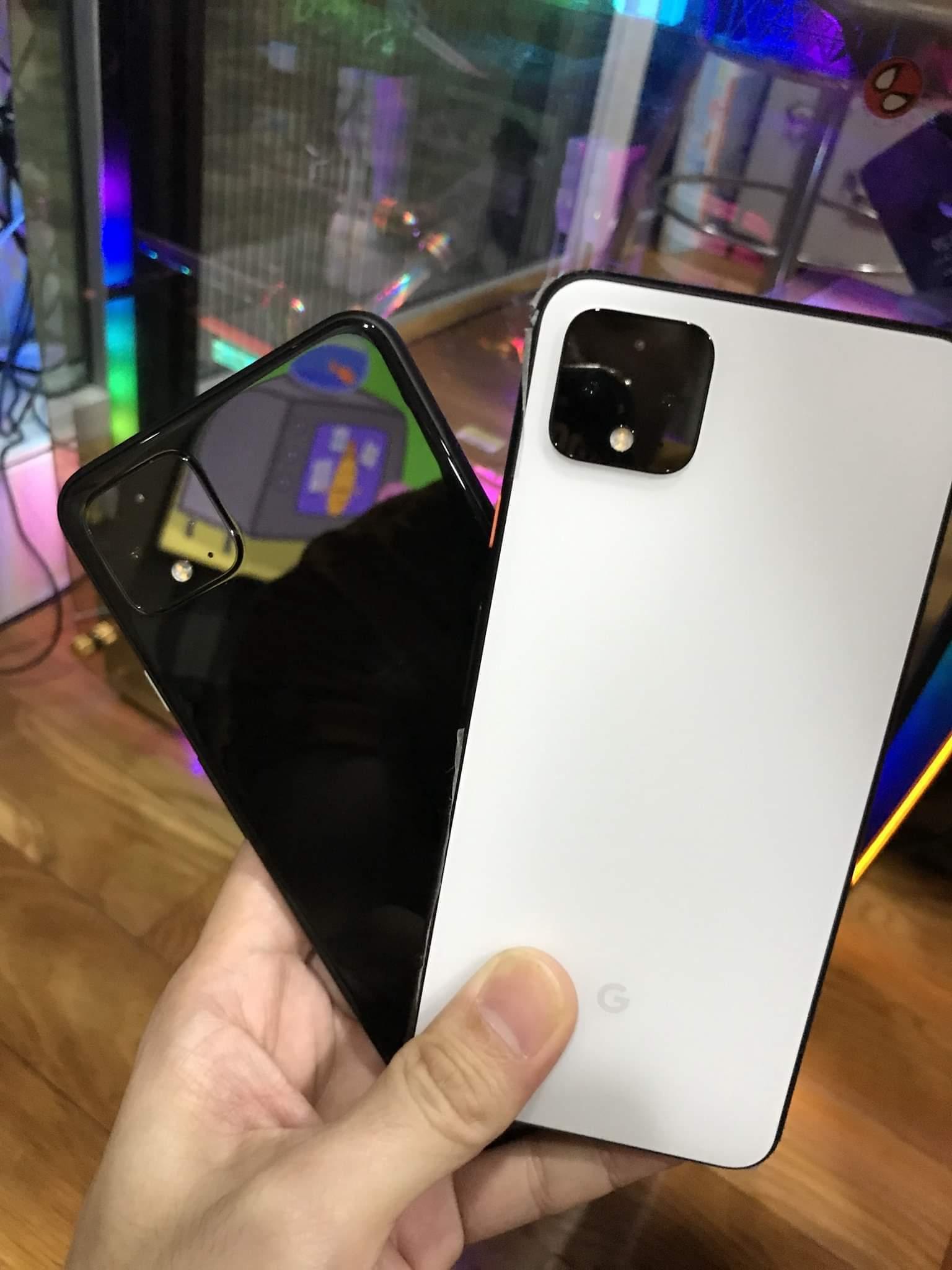 Yeni Pixel 4 XL gerçek görüntülerde görülebilir 1