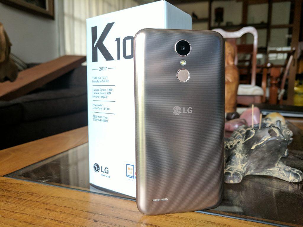 Yorum LG K10 (2017) 1