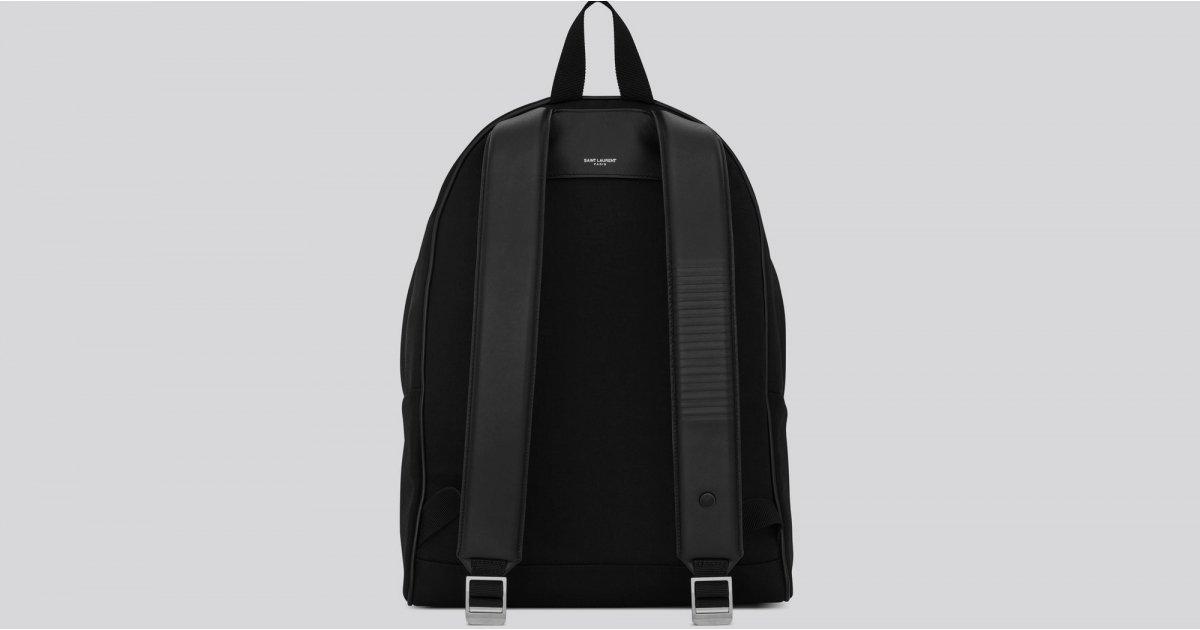 Yves Saint Lauren sırt çantası Project Jacquard'a yeni bir hayat soluyor 1