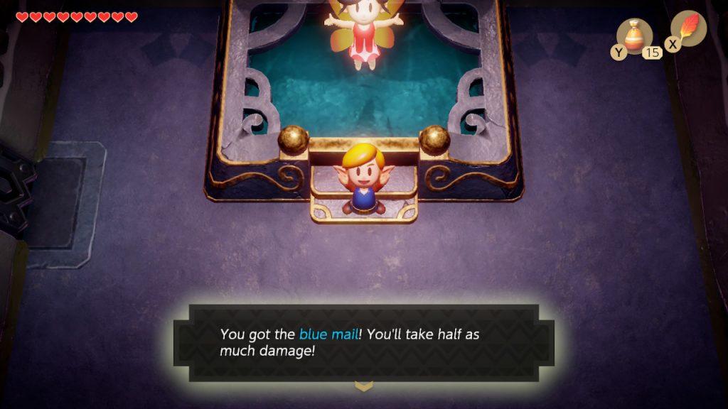 Zelda Efsanesi: Bağlantının Uyanışı - İsteğe Bağlı Renk Zindanının Kilidini Açma   Bonus Zırh Kılavuzu 1