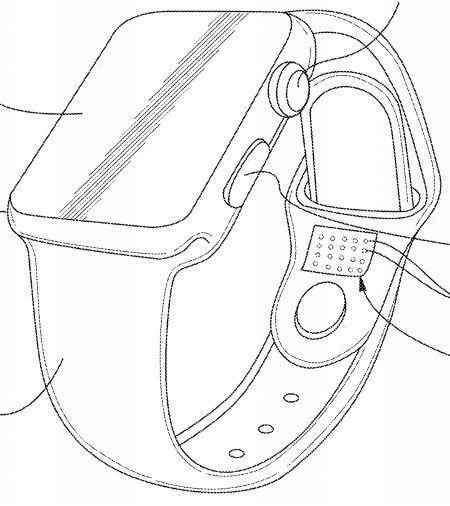 gelecek Apple Watch Bantları, Cilt Dokunuzla Sizi Doğrulayabilir 1
