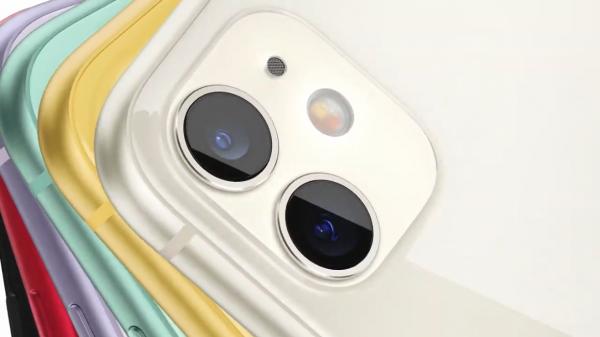 iPhone 11, yeni seri resmi: ayrıntılar 1