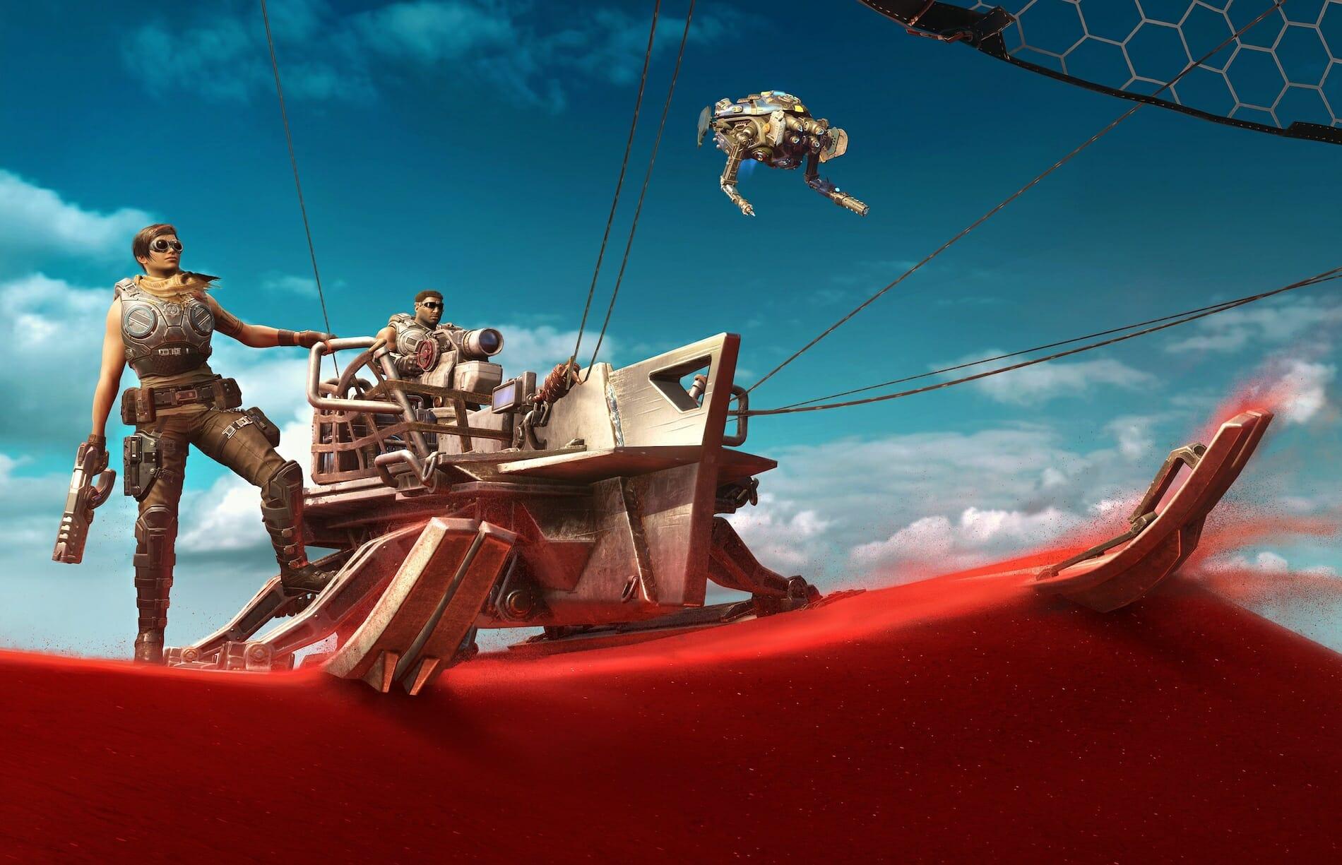 """""""Gears 5"""", Microsoft'un Xbox One'daki en başarılı lansmanıdır. 1"""