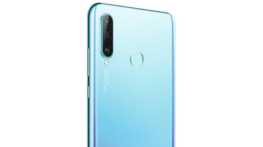 - wei Huawei P30 Lite, Solunum Kristalleri renk çeşidini alacak »- 1