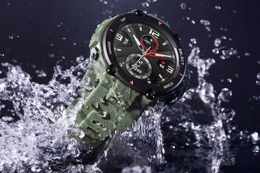 Compre o relógio inteligente robusto Amazfit T-Rex por apenas US $ 109,99 na Giztop [Coupon]