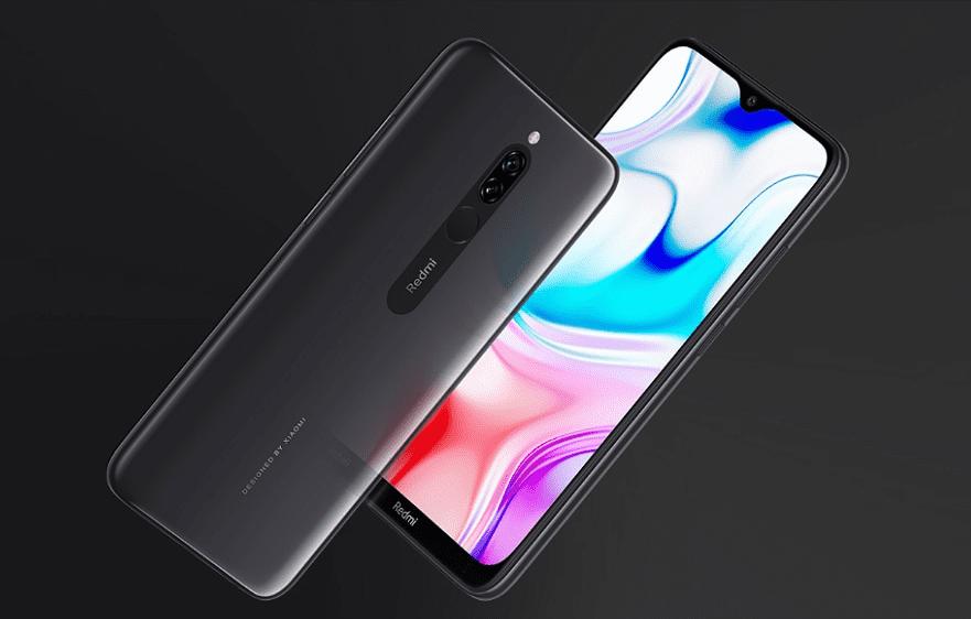 Sorteio - Ganhe um Xiaomi Redmi 8 Smartphone 4 + 64GB