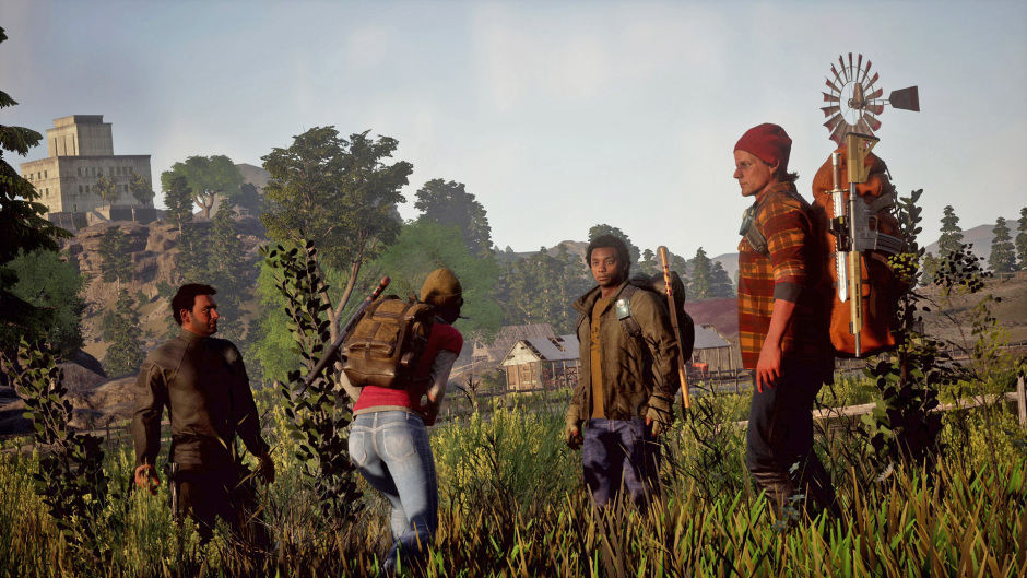 Campo State of Decay 2