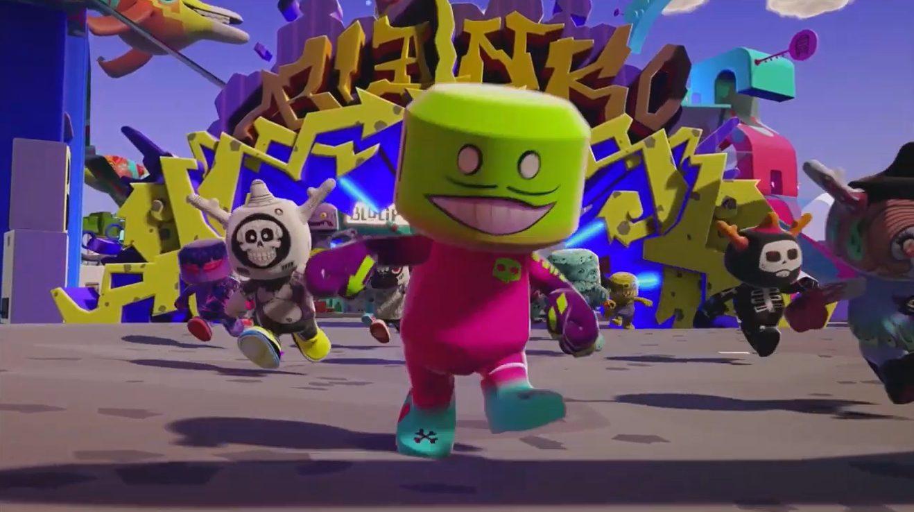 Blankos Block Party Verão de Gaming Trailer