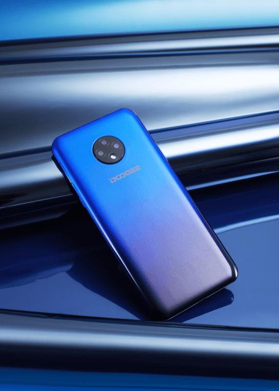 A DOOGEE apresenta o smartphone X95 ultra acessível.
