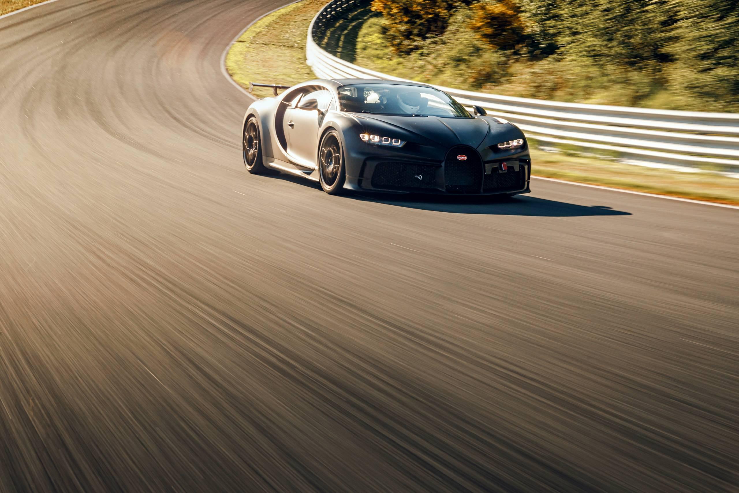 Bugatti Chiron Pur Sport: o Bugatti do motorista