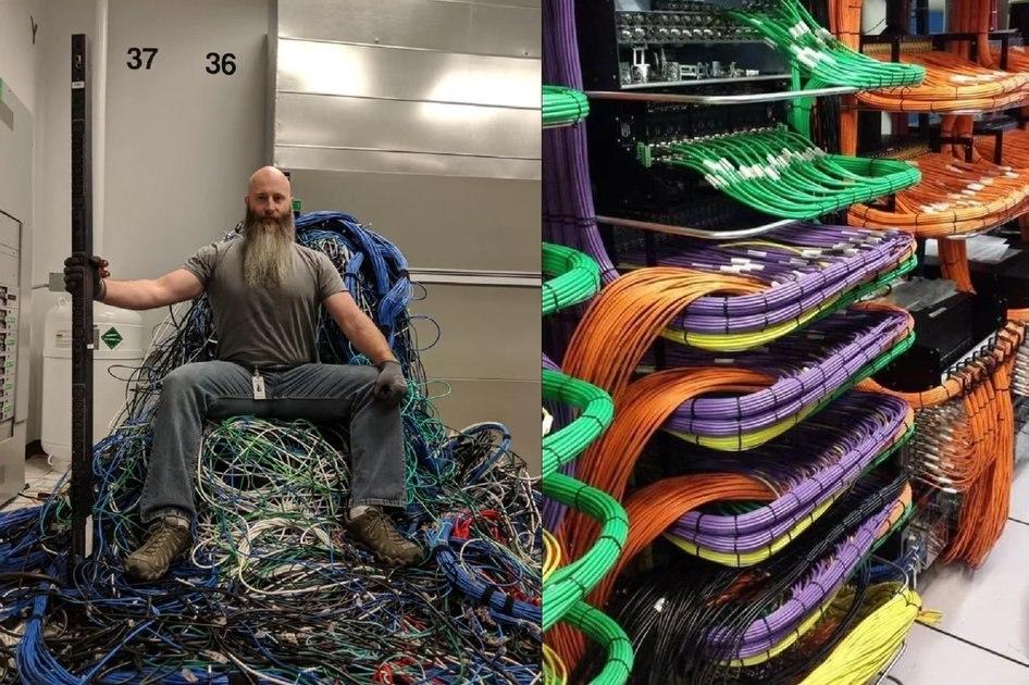 58 fotos incrivelmente limpas de cabos que pertencem a um ambiente moderno ...