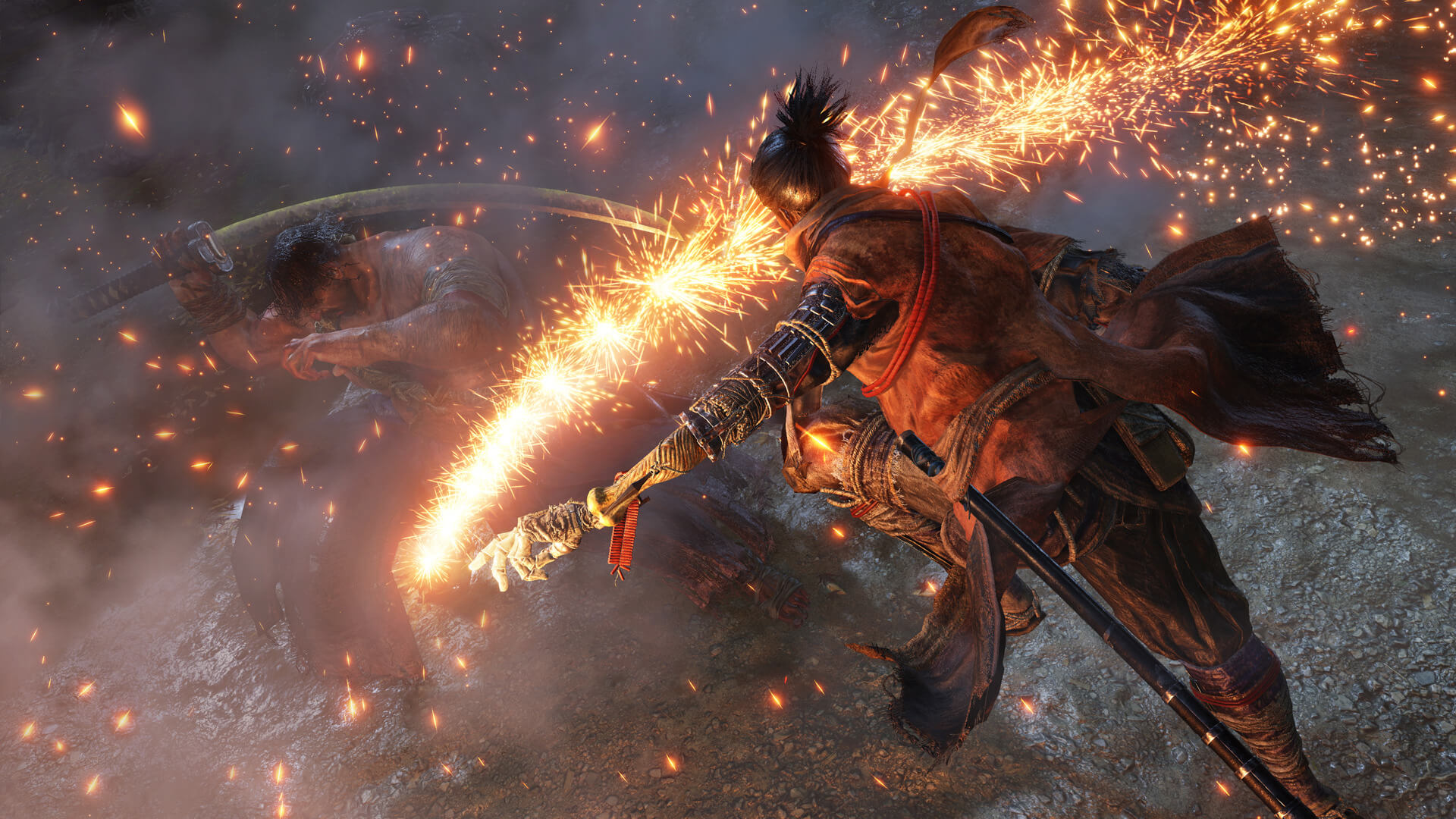 Sekiro Online Mod adds PvP and co-op modes, and is now available for download