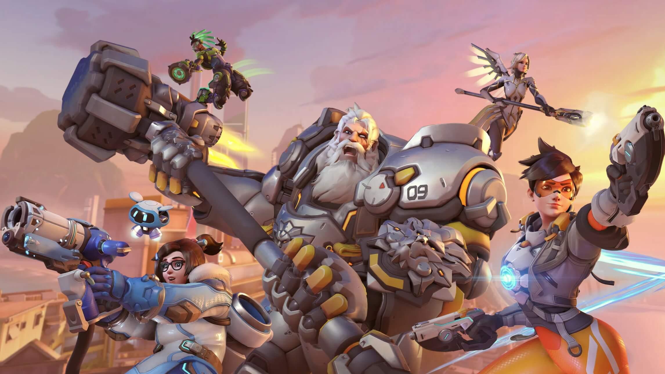 A Blizzard anuncia oficialmente Overwatch 2;  primeiros detalhes, trailers cinematográficos e de jogabilidade
