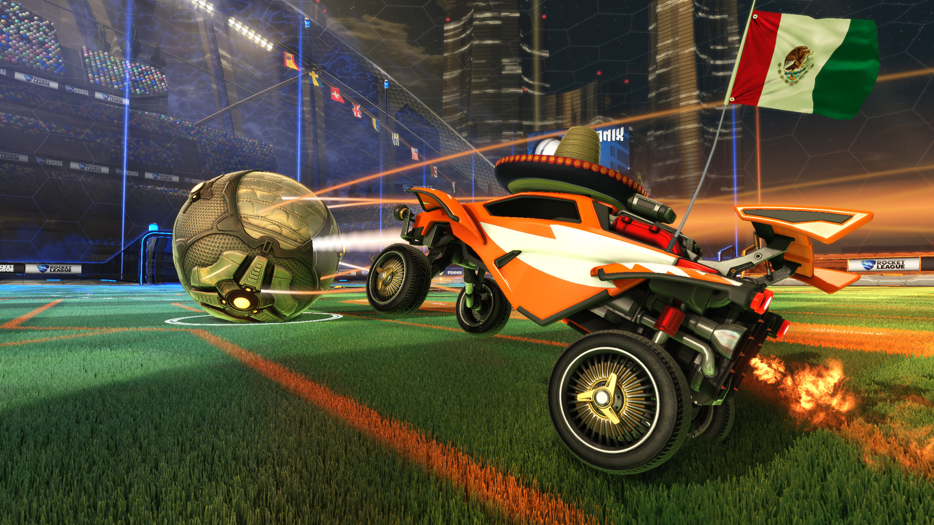 Epic Games has purchased Psyonix, Rocket League will be Epic Games Store exclusive in late 2019