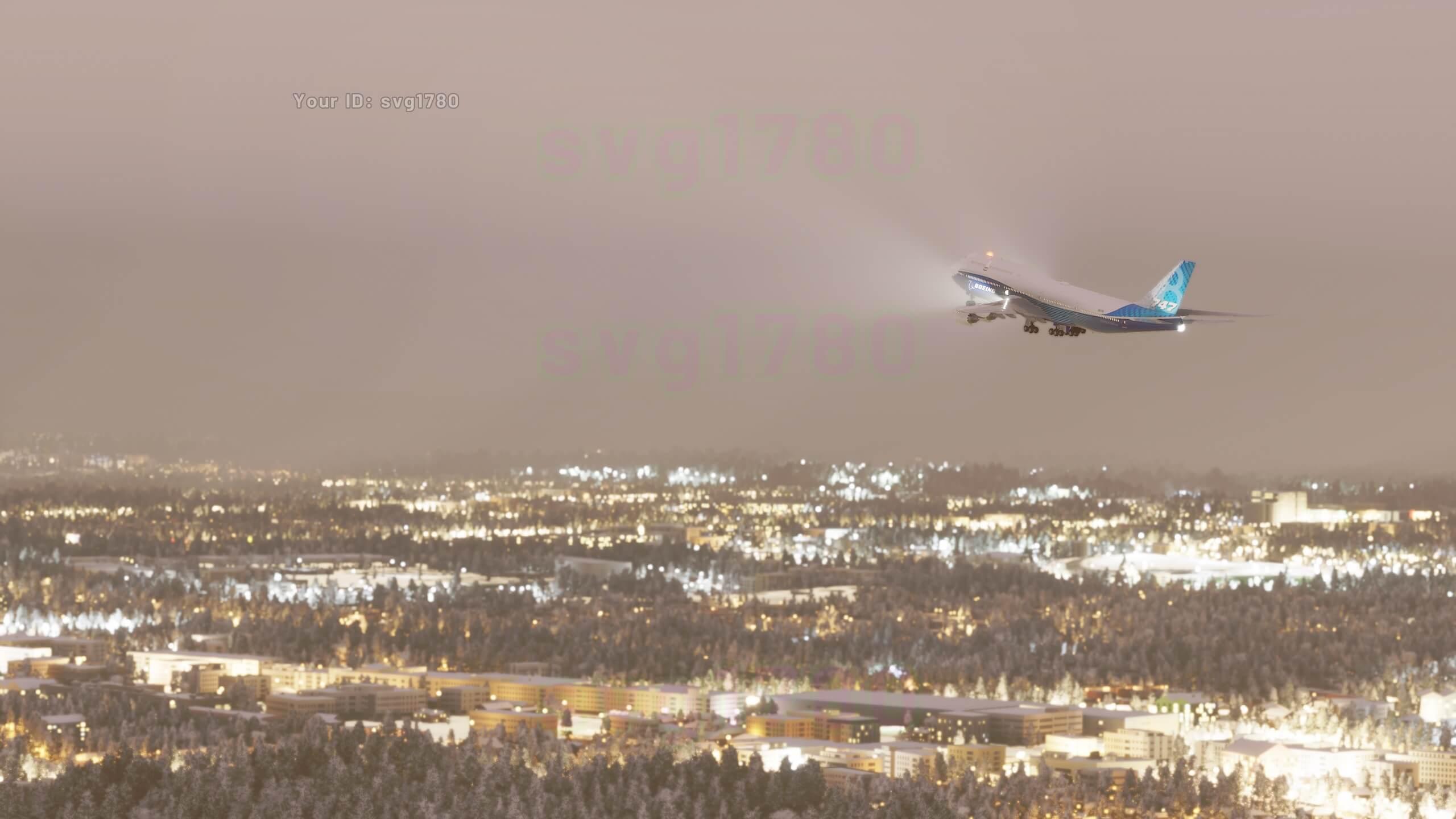 A Microsoft compartilha novas capturas de tela do Microsoft Flight Simulator, com foco na ...