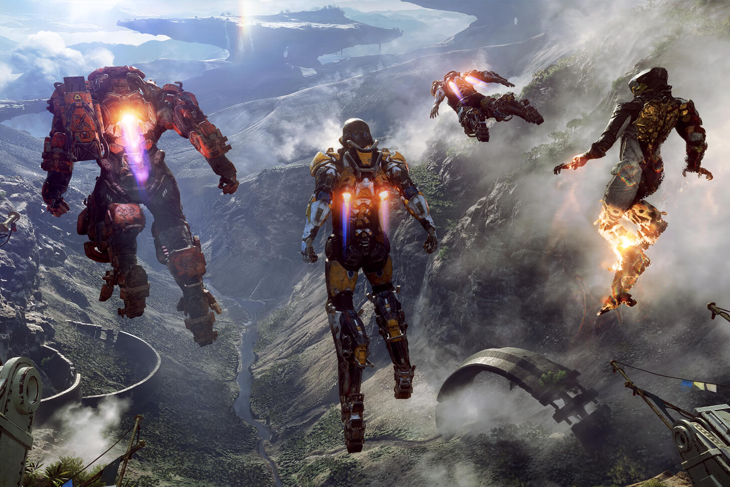 Anthem Icetide Update 1.6.0 is now available for download, and here are its full patch notes