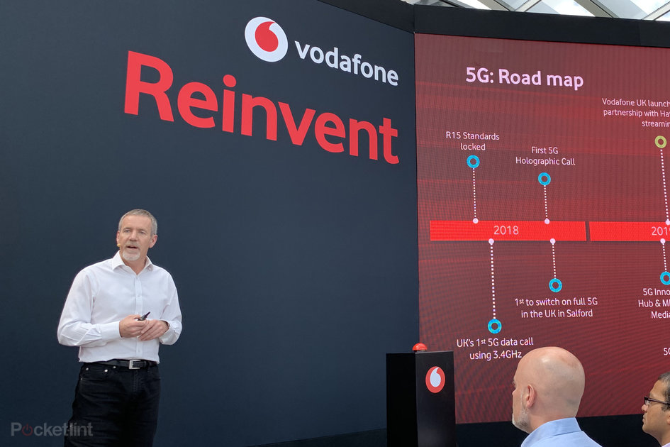 Vodafone says the UK will fall behind in 5G if Huawei gear is banned