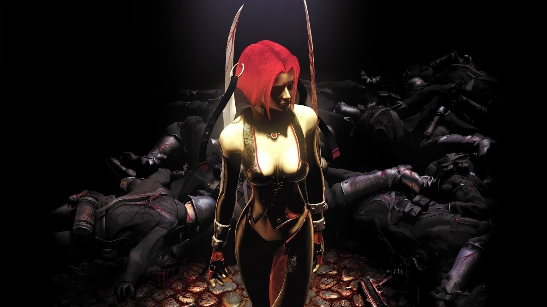 A Ziggurat Interactive comprou o IP BloodRayne, trabalhando em aprimoramentos para PC, ...