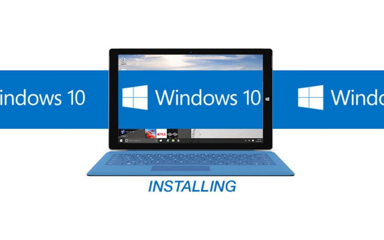 A atualização do Windows 10 de maio de 2019 não será instalada com USB, cartão SD ...