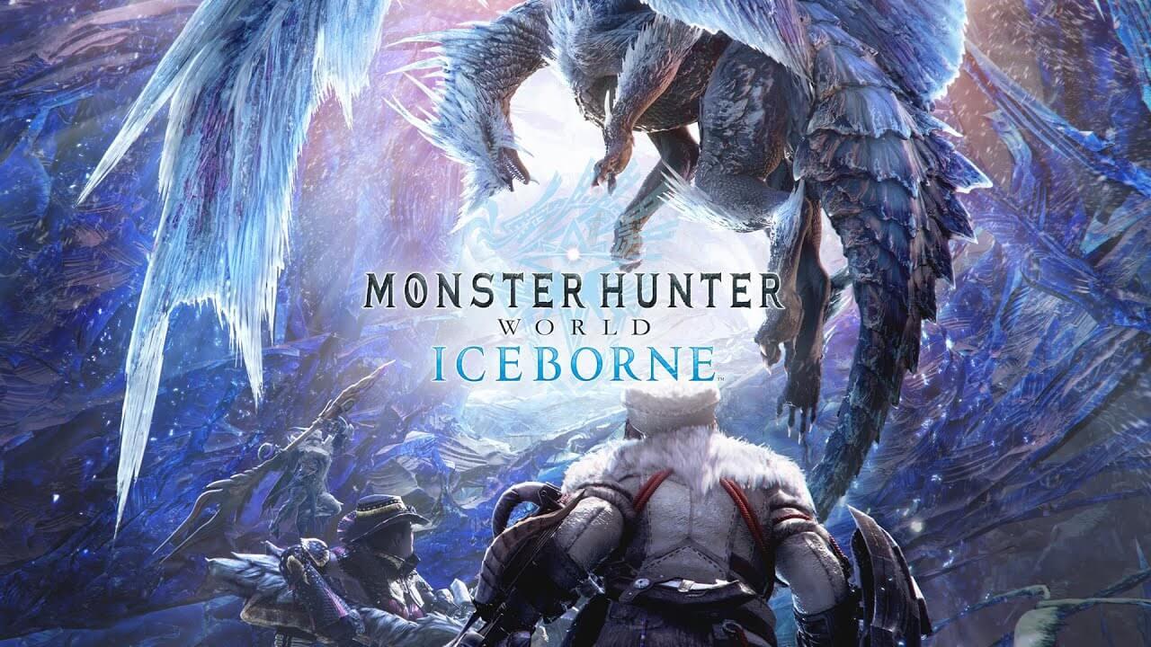 A expansão Monster Hunter World Iceborne está chegando ao PC em ...