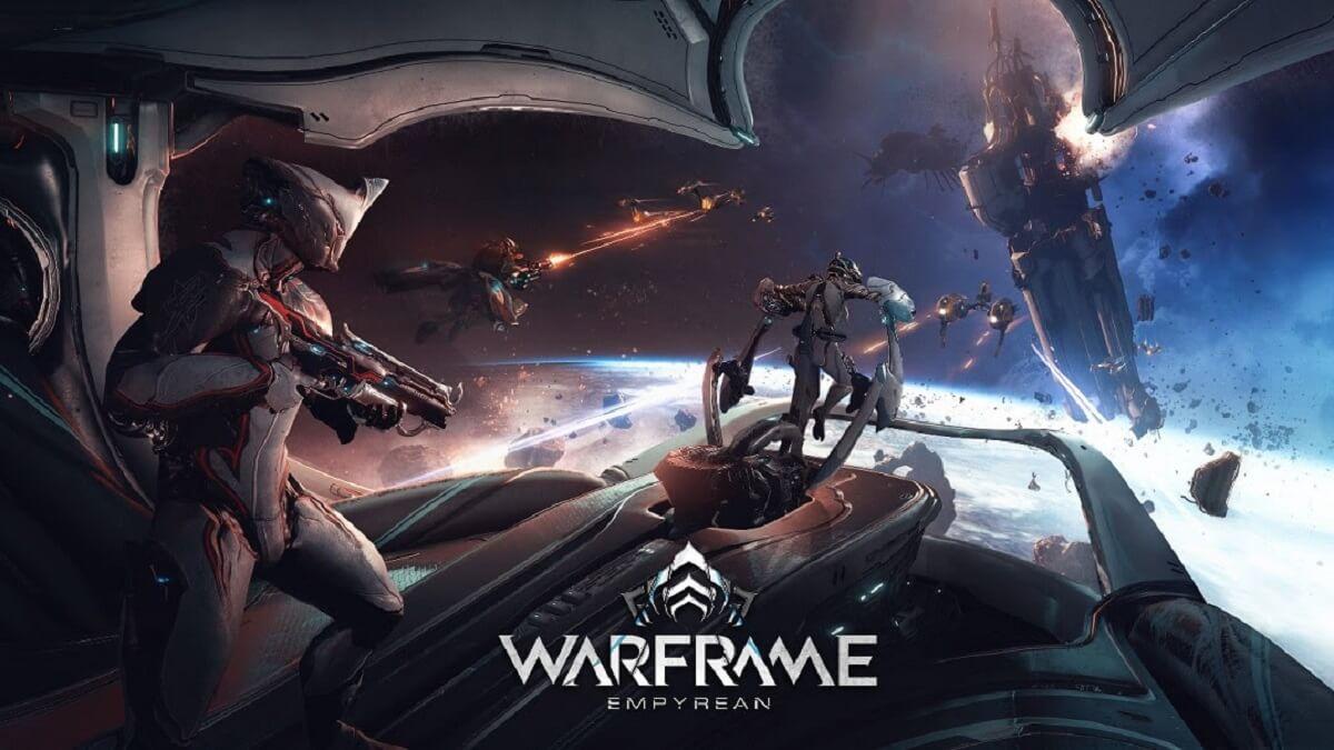 A expansão Warframe Empyrean já está disponível gratuitamente no PC