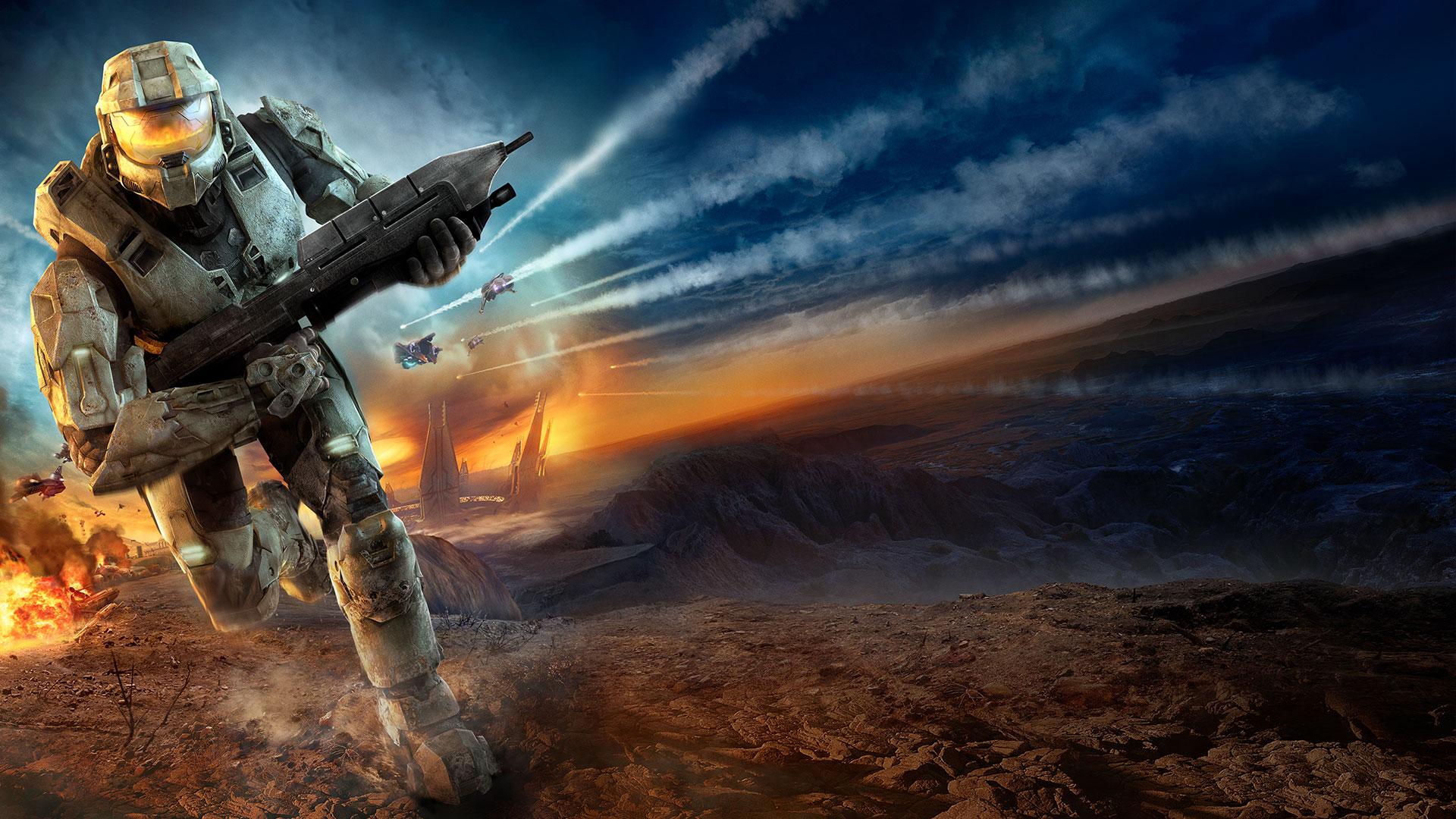 A fase beta / voo pública do PC Halo 3 começará na primeira ...