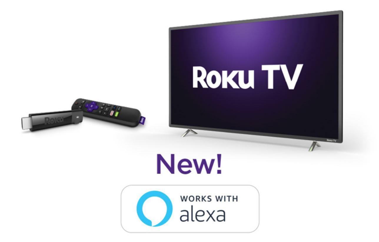 Roku's Alexa skill is finally going live today