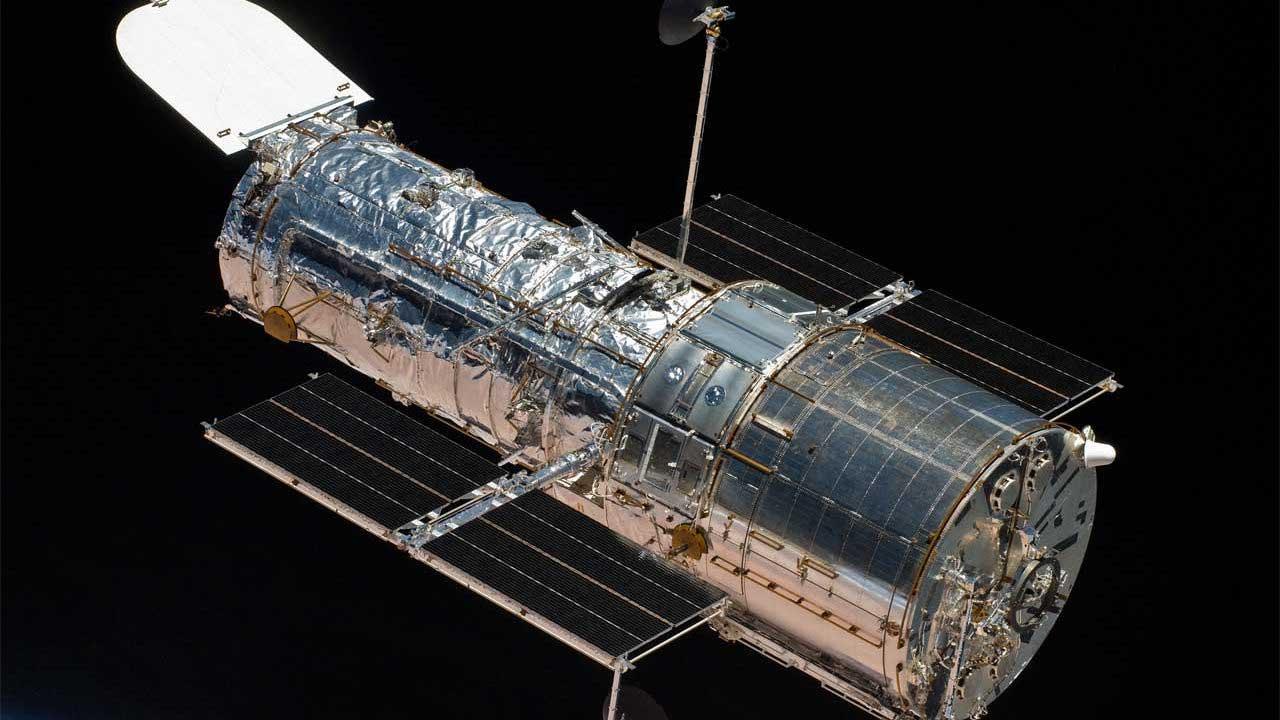 A imagem espacial mais profunda do Hubble já foi feita há três anos