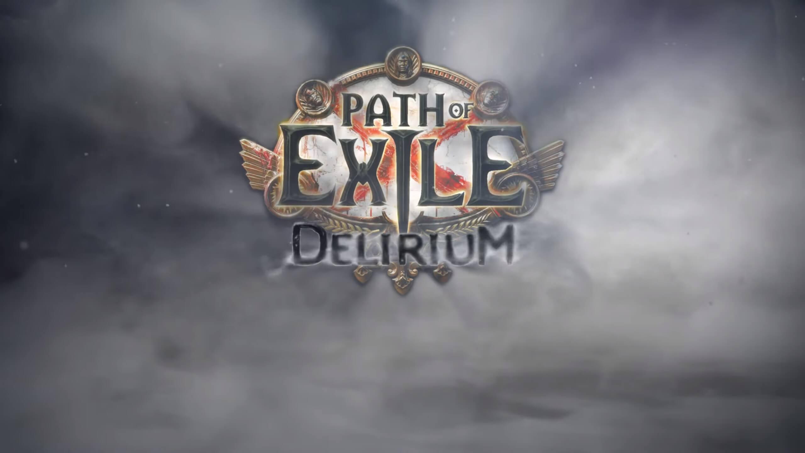 A próxima expansão para Path of Exile, Delirium, será lançada em março ...