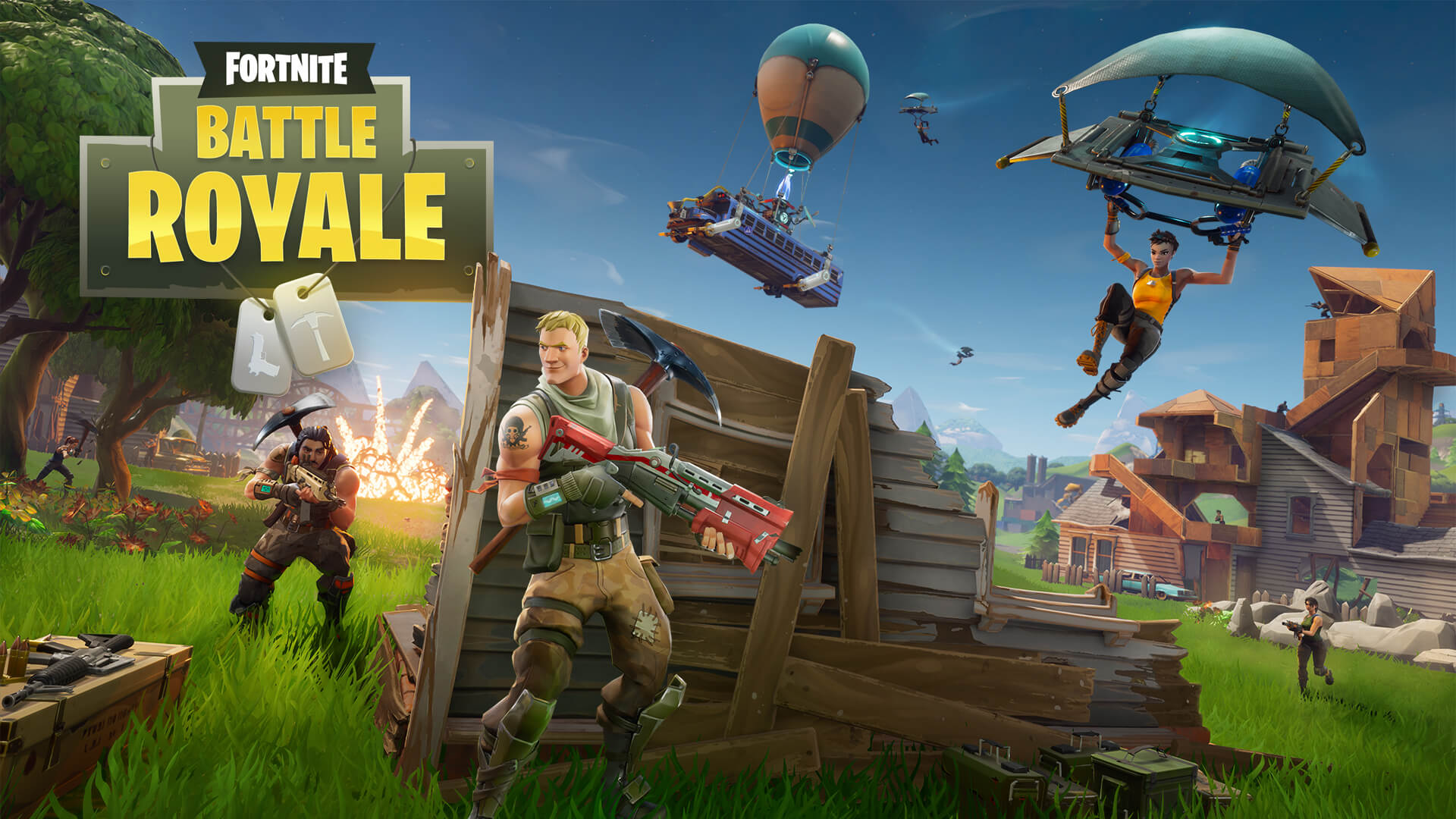 Fortnite Season 10 releases today, will require DirectX 11 GPU, full patch notes