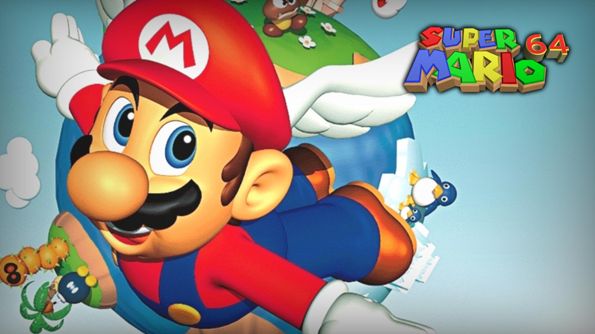 Alguém está trabalhando em uma versão nativa para PC de Super Mario ...