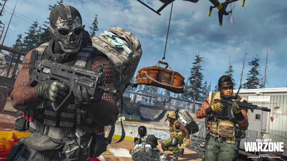 Análise de desempenho de PC do Call of Duty Warzone