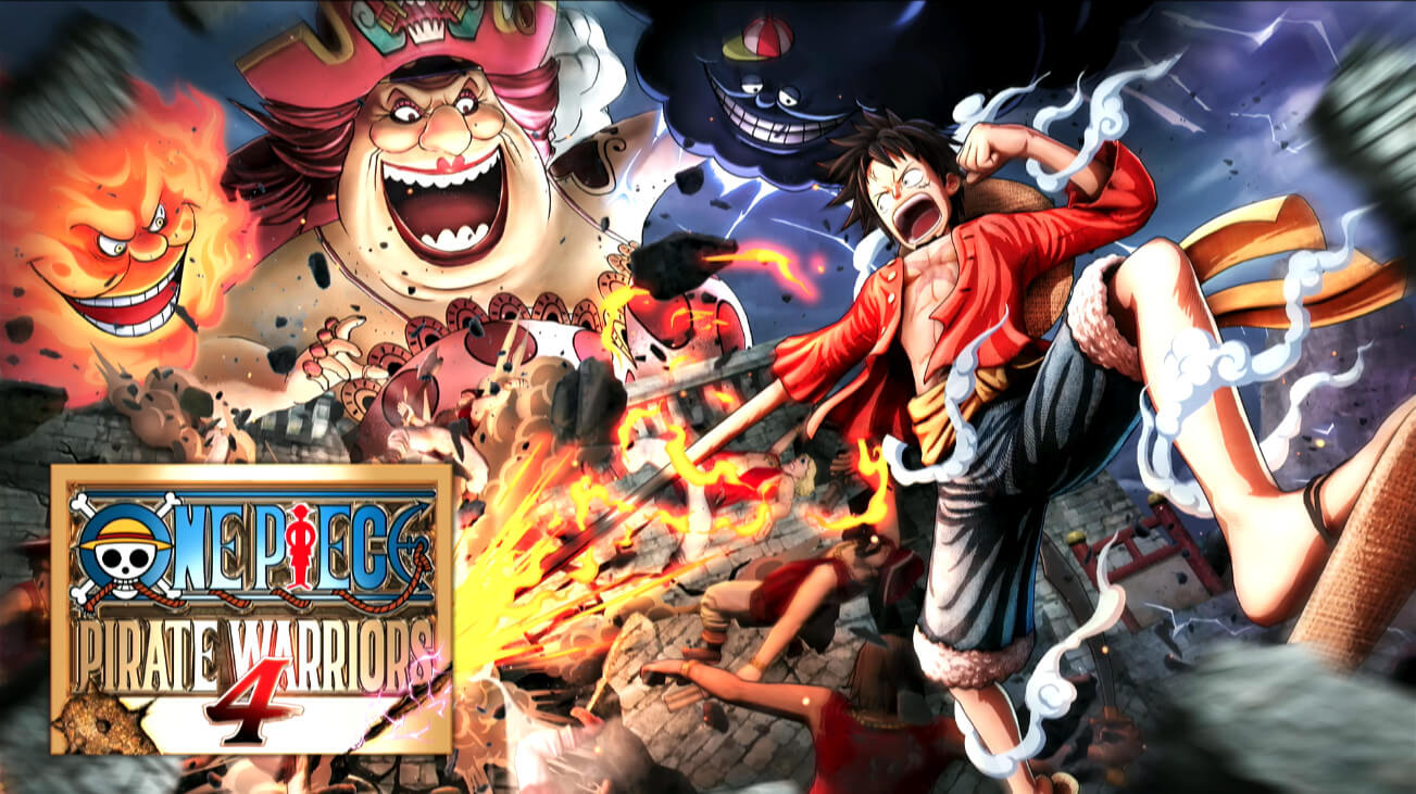 Análise do Desempenho do PC de One Piece: Pirate Warriors 4