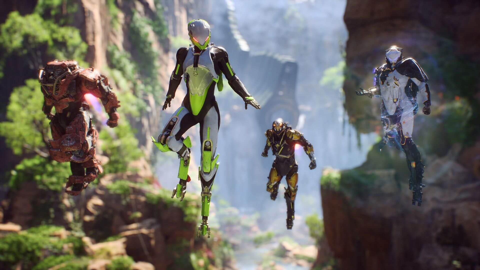 Anthem Patch 1.7.0 is now available for download, full patch notes