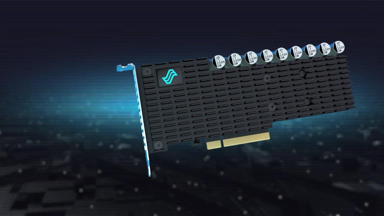 Apesar das afirmações ousadas, já existe um SSD para PC que é ...