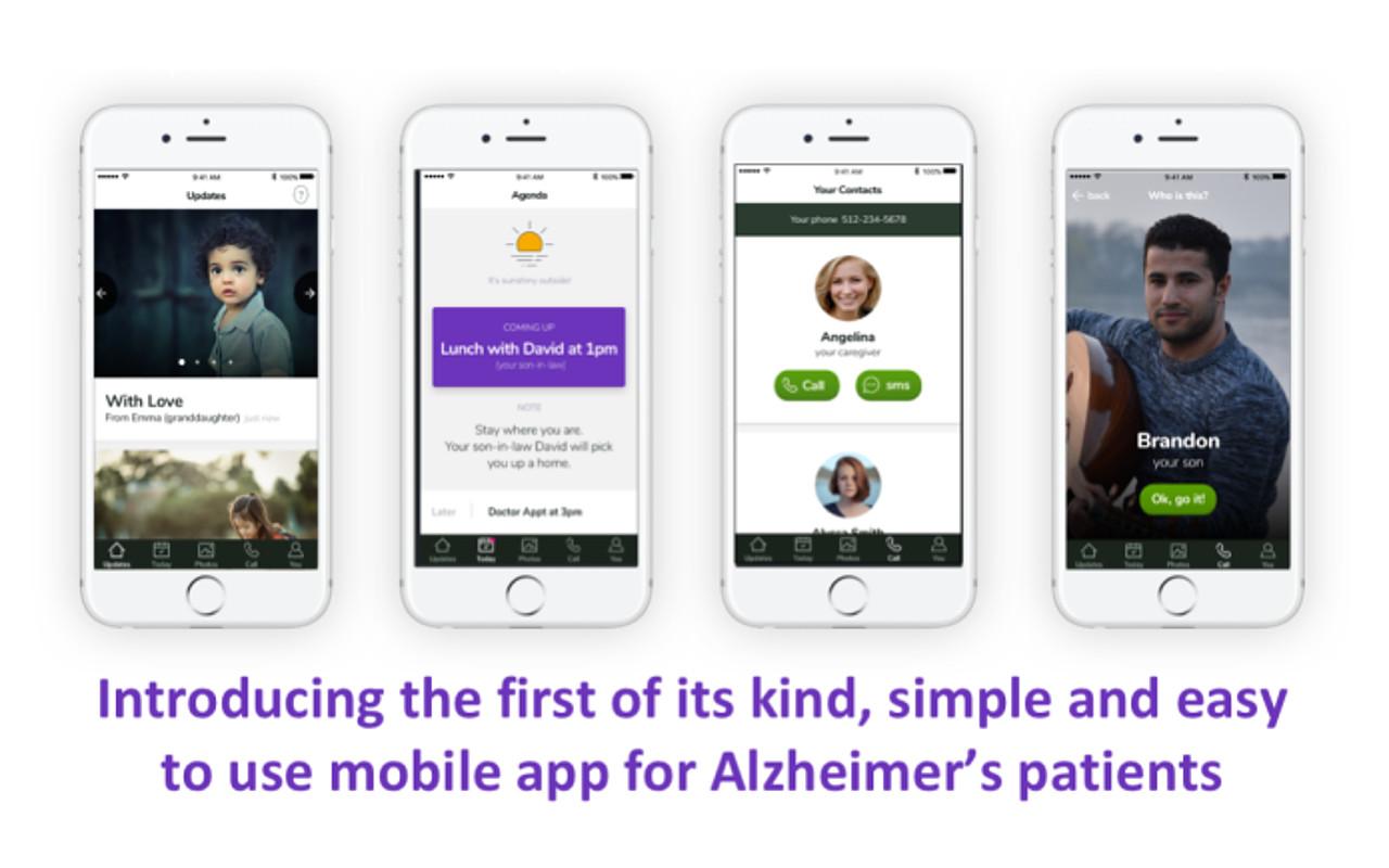 Aplicativo atemporal de 14 anos ajuda pacientes com Alzheimer a identificar rostos