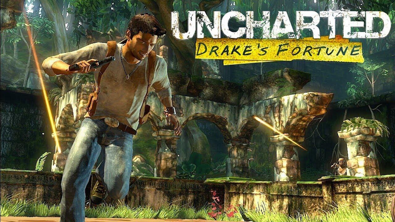 Aqui está Uncharted: Drake's Fortune rodando no PC com Reshade ...