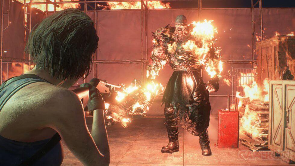 Aqui estão 23 novas capturas de tela do jogo para Resident Evil 3 ...