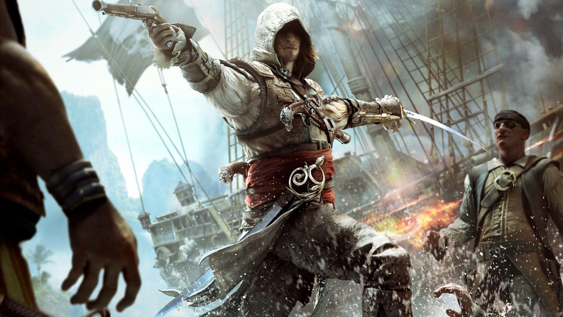 Aqui estão Remake gótico e Assassin's Creed Black Flag com Reshade ...