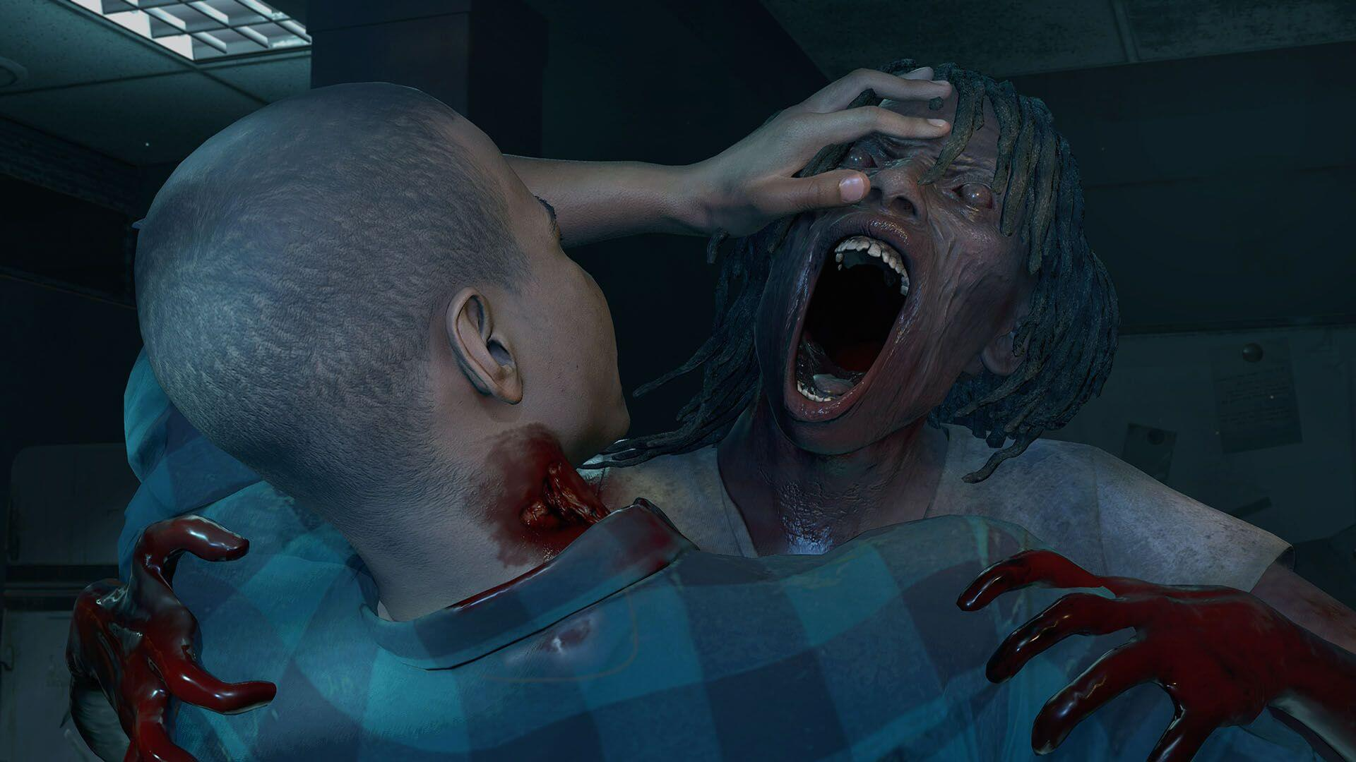Aqui estão cinco minutos de cenas de jogo de Resident Evil da Capcom ...