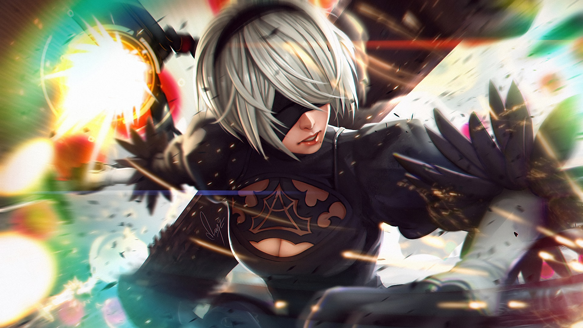 Here are the best mods for NieR:Automata Game of the YoHRa Edition