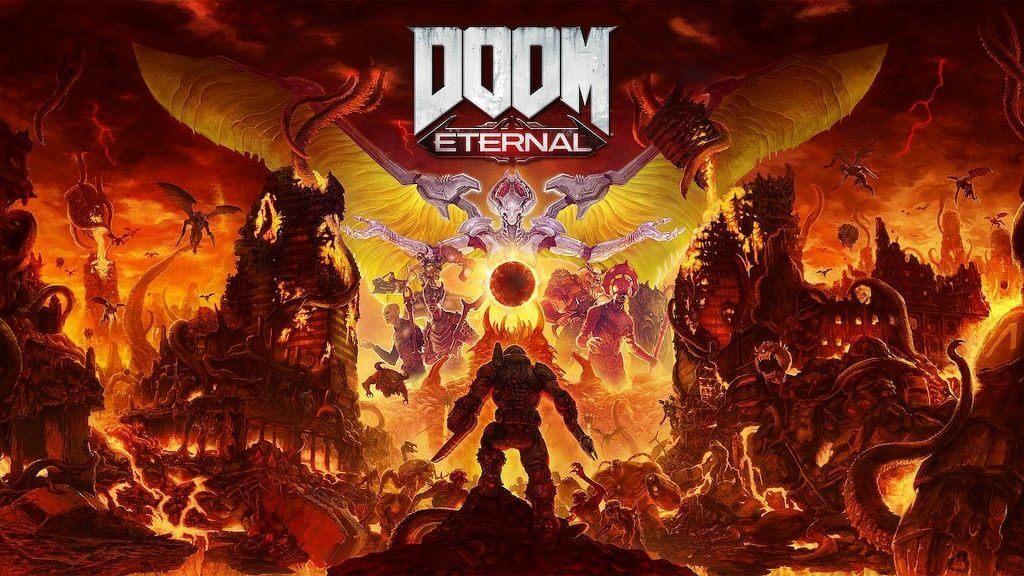 Aqui estão os primeiros dez minutos de jogo de DOOM Eternal