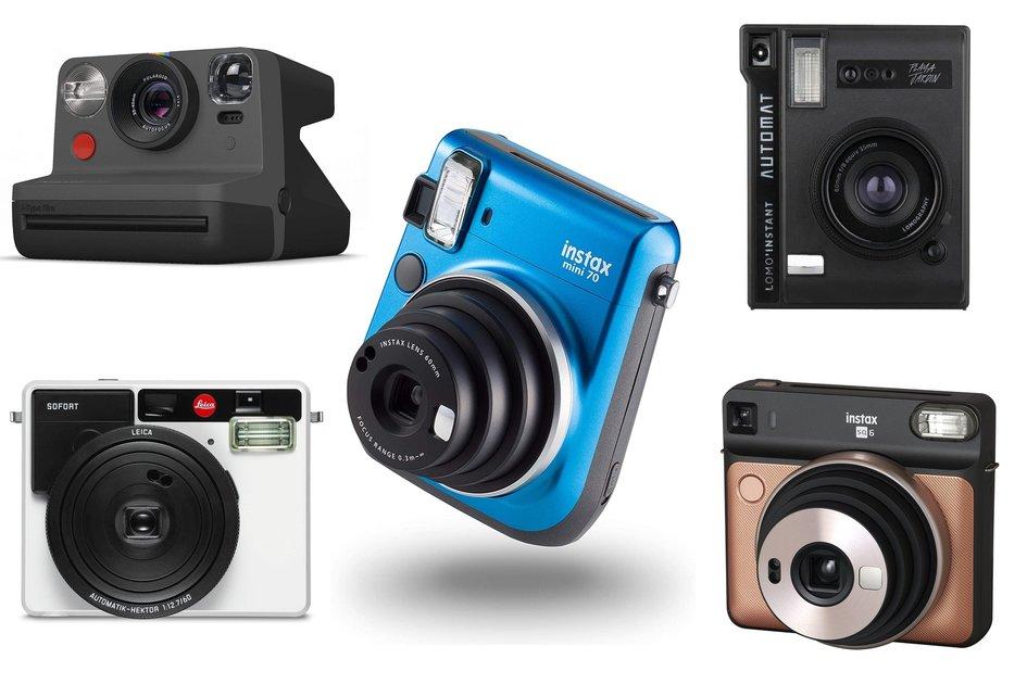 As melhores câmeras instantâneas 2020: capture o momento em forma física