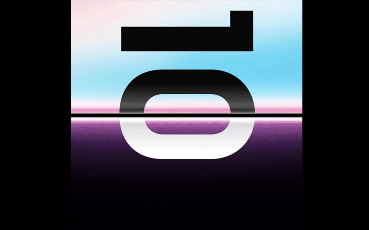 As pré-encomendas do Galaxy S10 começarão dia após o evento Unpacked