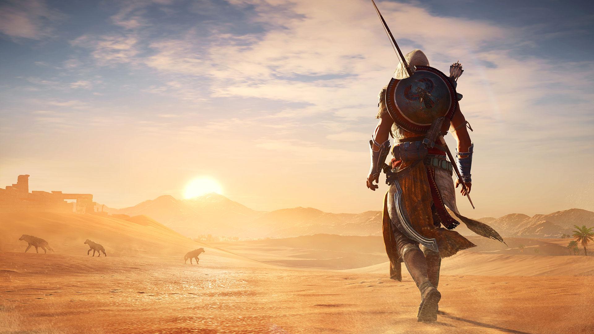 Assassin's Creed Origins estará livre para jogar neste fim de semana