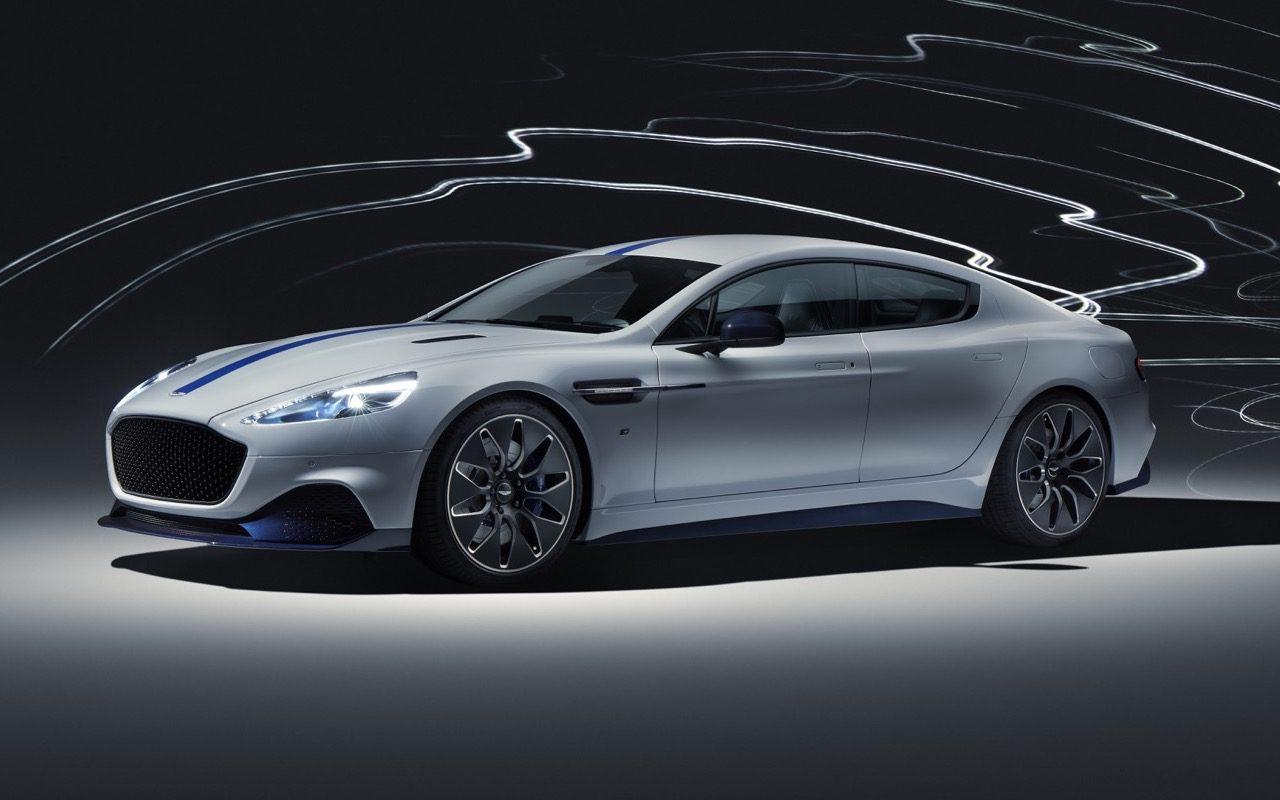 Aston Martin Rapide E super-luxo EV será irritantemente raro