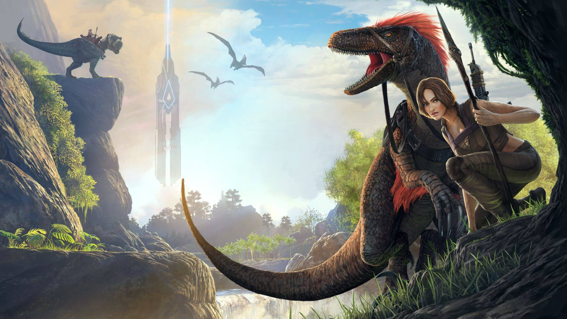 ARK: Survival Evolved & Samurai Shodown Neo-Geo Collection are free to own on Epic Games Store