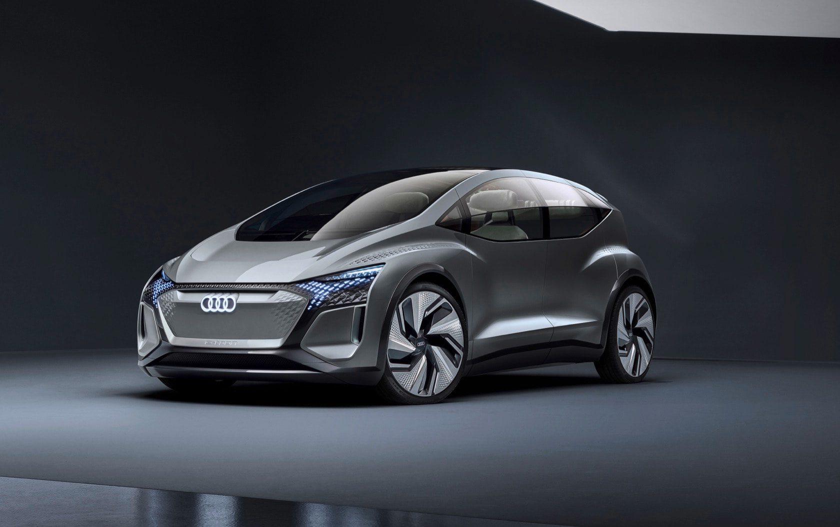 Audi AI: ME provoca um casulo autônomo com curadoria para a cidade média