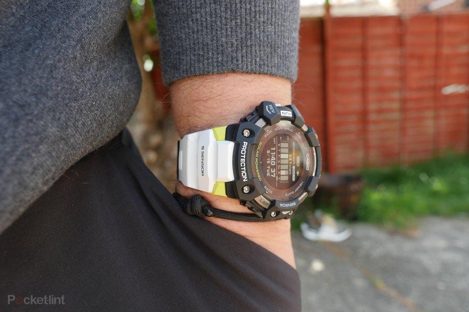 Avaliação do Casio G-Shock GBD-H1000: Vida útil da bateria estelar em um pacote clássico