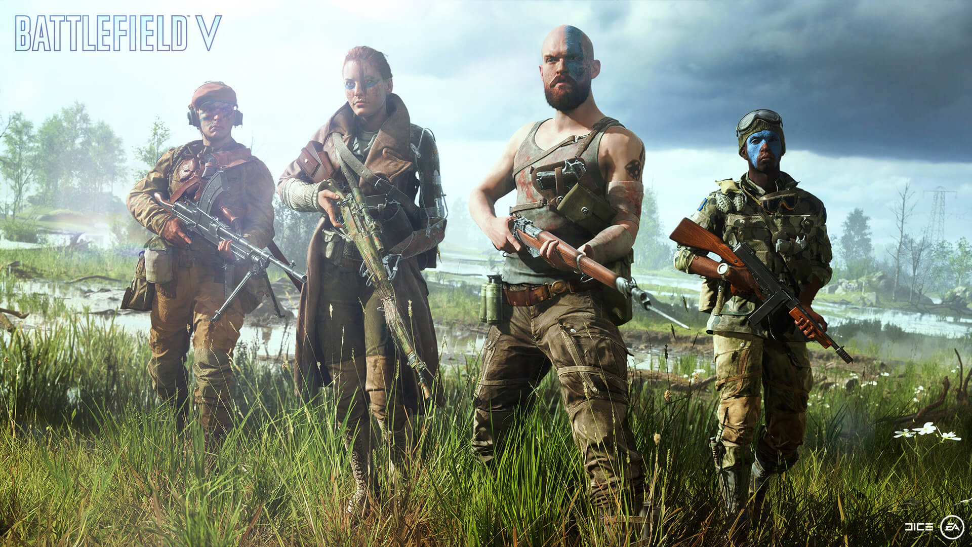 Battlefield 5 Update 4.6 releases later today, full patch notes revealed